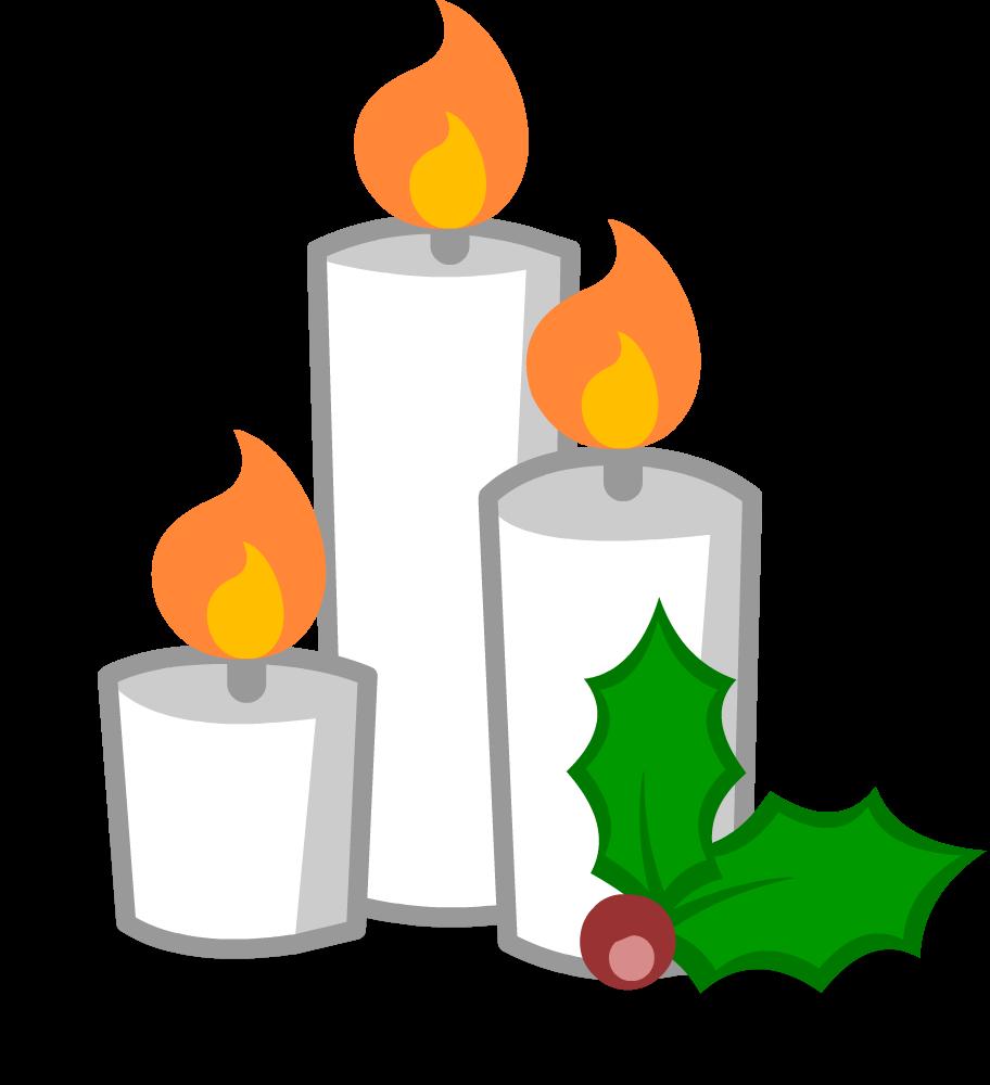 Im genes y gifs animados im genes de velas navide as for Velas navidenas