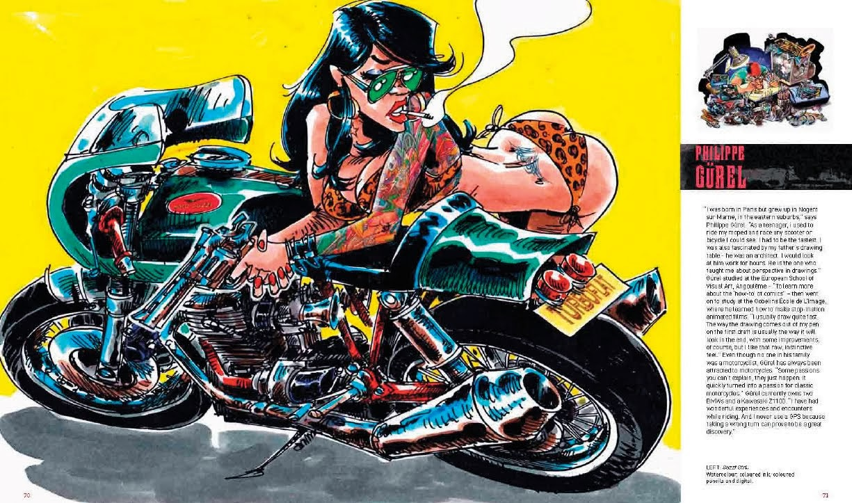 graphics motorcycle motorcyle illustration graphic cafe bike racer