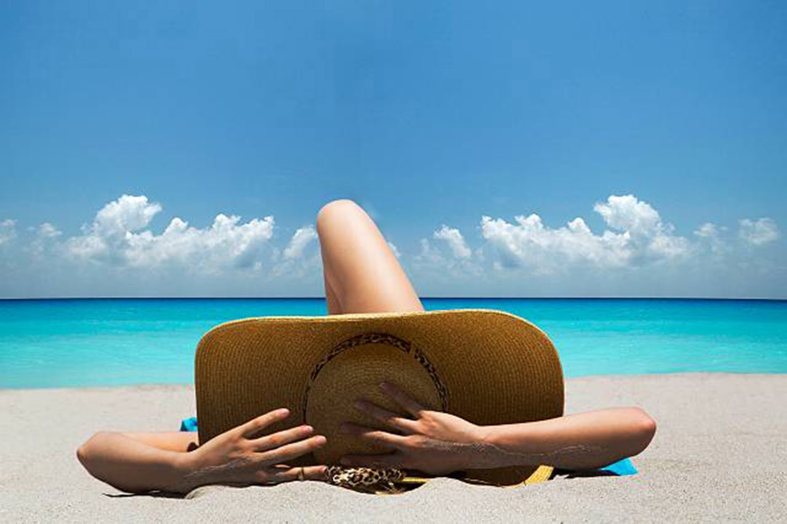 Top 3 steps to avoid tanning while beaching!