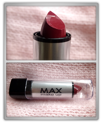 Action Max  lippenstift Warm Wine