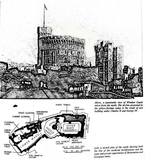 The Helpful Art Teacher: Medieval Castles