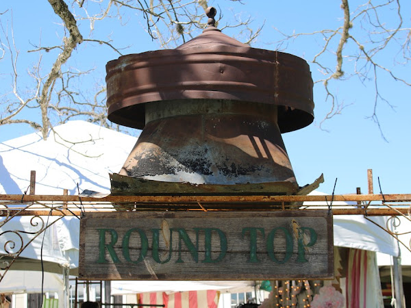 Round Top Antique Show Buying Trip