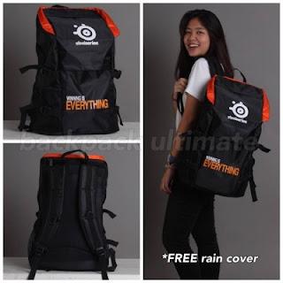 Gaming Bag Tas Gaming ULTIMATE Backpack - Steelseries