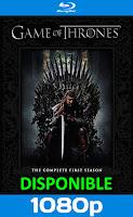 Game of thrones temporada 1 1080p