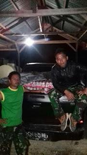 Prajurit Raider 509/Kostrad Gagalkan Penyelundupan Ribuan Botol Miras di Papua