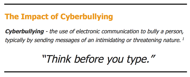 The Impact of Cyberbullying - IICT