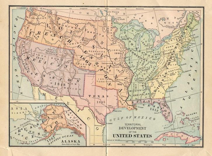 WesternsAllItaliana Spaghetti Western Trivia US Map Seen - Us map trivia