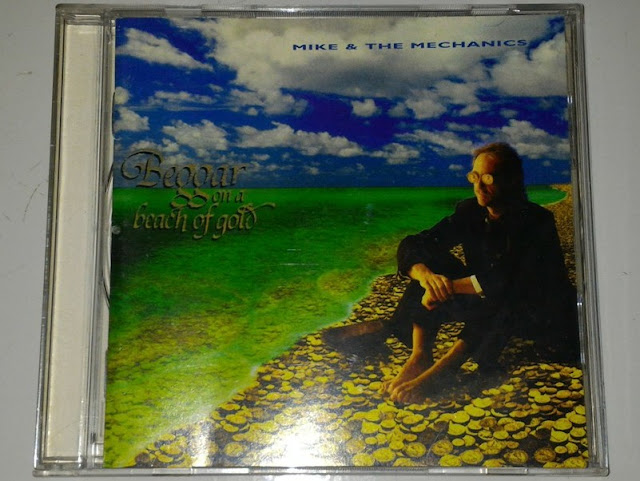 Cd Mike & The Mechanics - Beggar On A Beach Of Gold