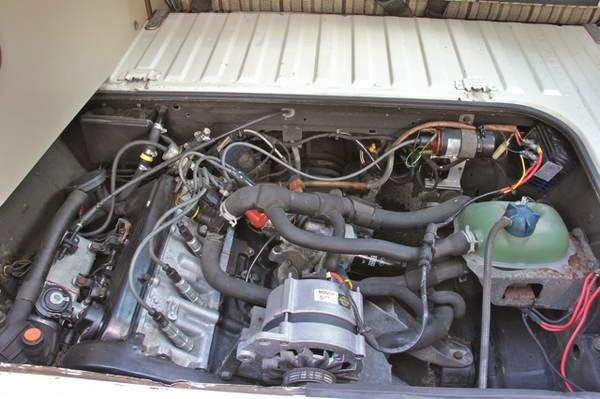1984 VW Westfalia Poptop Camper - Buy Classic Volks
