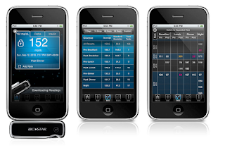 picture of i-limb's iphone app