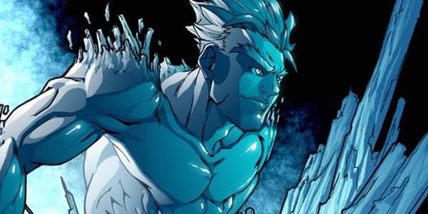 Iceman / Bobby Drake karakter x-men terkuat