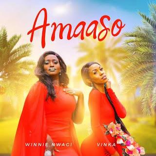 Audio Winnie Nwagi ft Vinka - Amaaso Mp3 Download