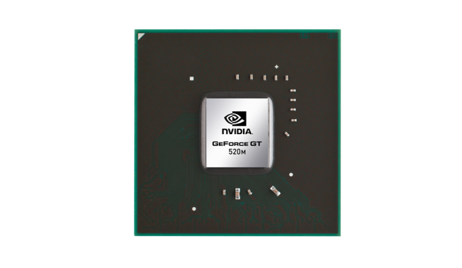 Nvidia GeForce GT 520M Driver Download