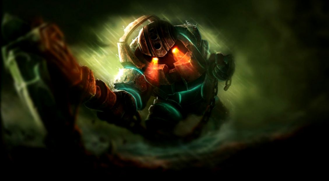 Astronautilus League Of Legends Nautilus League Nice Wallpapers
