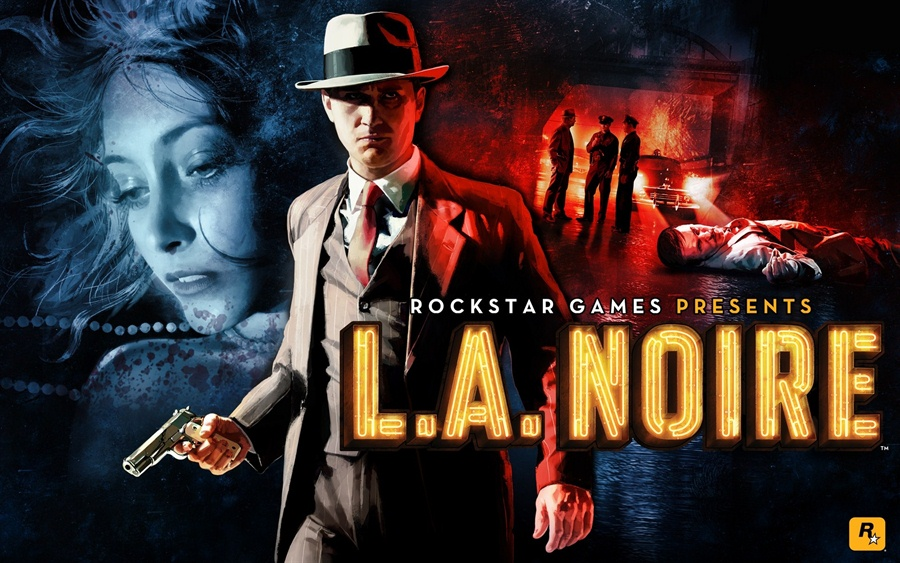 L.A Noire PC Download Poster