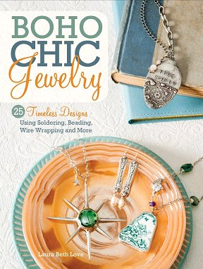 Boho Chic Jewelry Book