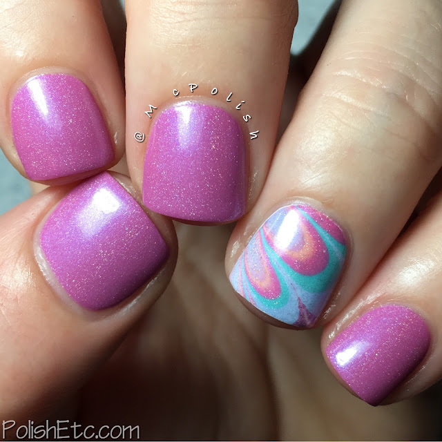 Lavish Polish - Spring 2016 Collection - McPolish - Pocket Full of Posies