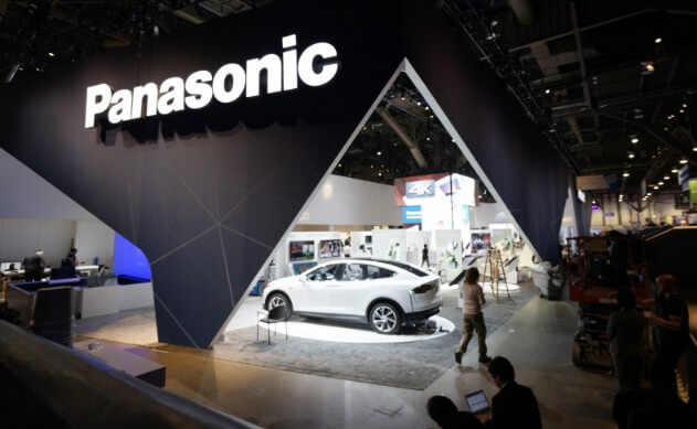 Panasonic Infotainment system, Android-powered car infotainment system