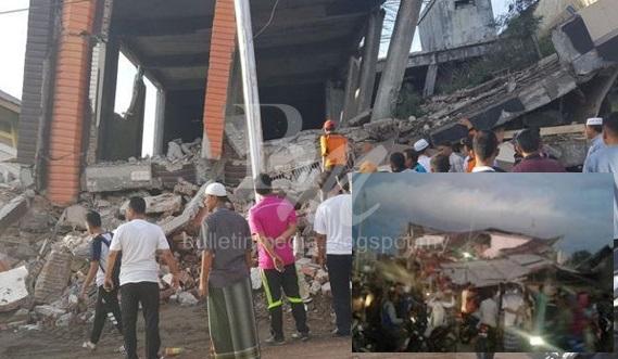 Allahu Akbar .. BERITA TERKINI!! Aceh dilanda musibah GEMPA lagi .. terkini sudah 97 orang terkorban (22 Gambar)