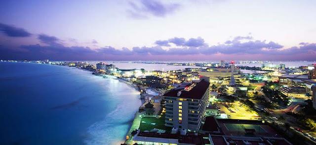 Informações gerais sobre Cancún no México