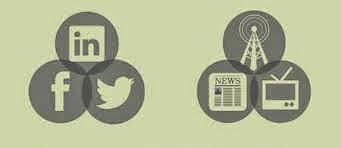Traditional Media v/s Social Media