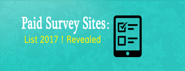 Survey Sites You Can Use In India