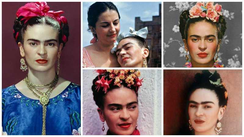 Frida Kahlo quadros