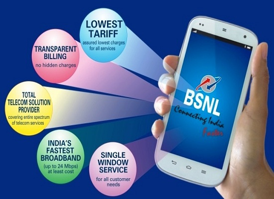 BSNL Independence Day offer- Truly One India: Now get the benefits of Voice/SMS STVs and Combo Vouchers while Roaming
