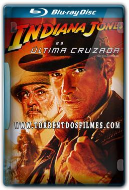 Indiana Jones e a Última Cruzada (1989) Torrent – BluRay Rip 1080p Dual Áudio