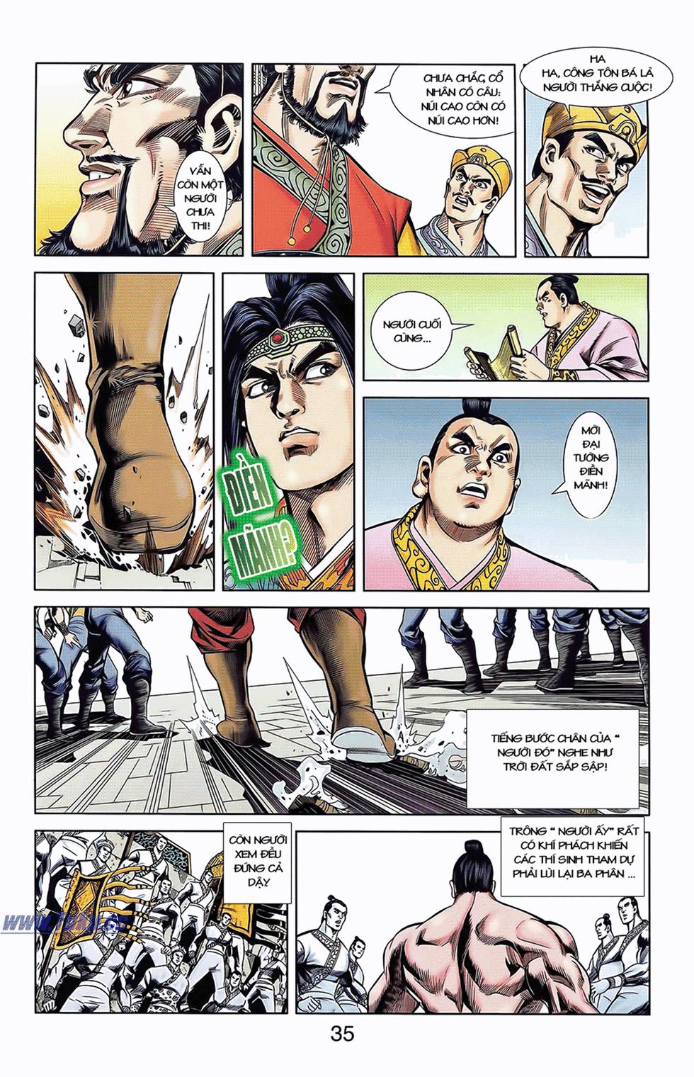 Tần Vương Doanh Chính chapter 6 trang 23