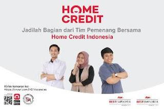 Lowongan Kerja Kolektor di PT Home Credit Indonesia
