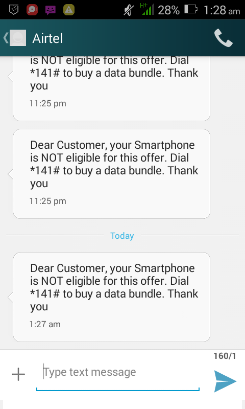How to get airtel Double Data
