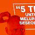 5 Tips Untuk Melupakan Seseorang