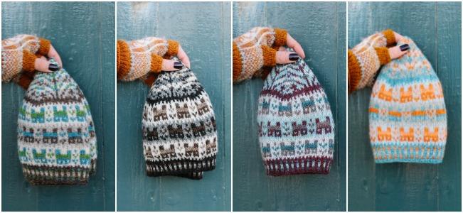 A Woolly Yarn Free Hat Pattern To Celebrate Shetland Wool Week 2016