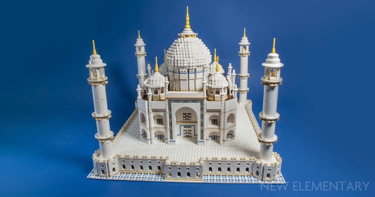 10256 Taj Mahal New Elementary A Lego Blog Of Parts