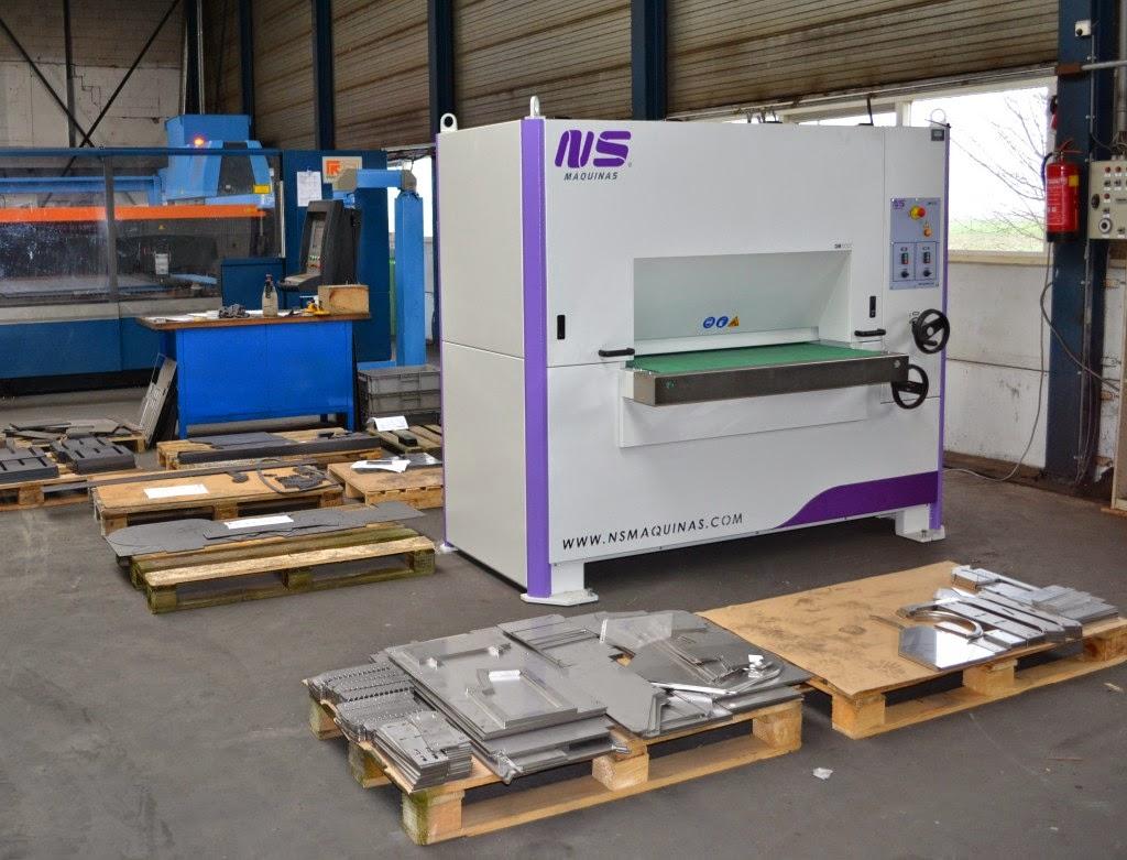 Sheet Metal Deburring Machines Laser Metal Deburring And
