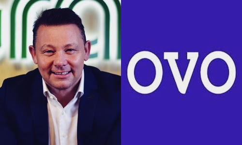 Biodata Jason Thompson Si CEO of OVO atau PT Visionet Internasional