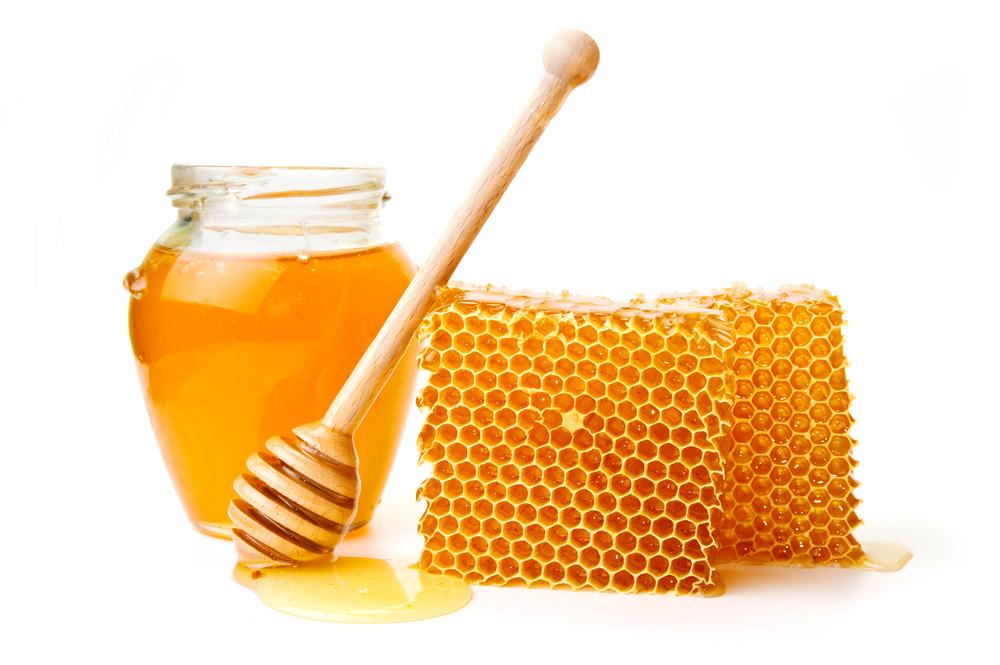 Miracle of honey! Natural-honey