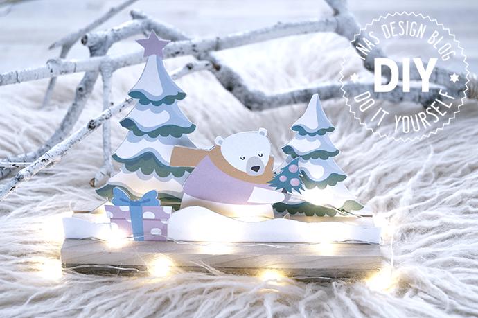 Weihnachtsdeko Kinderzimmer.Ynas Design Blog Weihnachtsdeko Fürs Kinderzimmer Diy