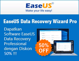 EaseUS Discount 50%
