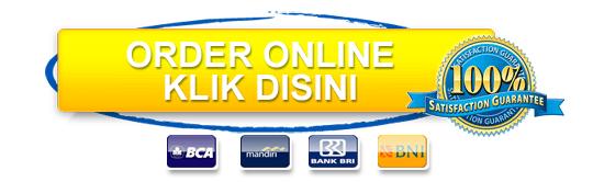 Cara mudah pesan produk NASA secara online seluruh Indonesia