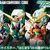 P-Bandai: FW Gundam Converge CORE: Mobile Suit Gundam 00 10th Anniversary Memorial Set - Release Info