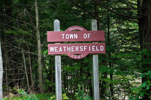 Weathersfield Weekly Blog, August 22