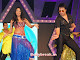 Kashmira and Krushna  performing at The Country Club, Mumbai