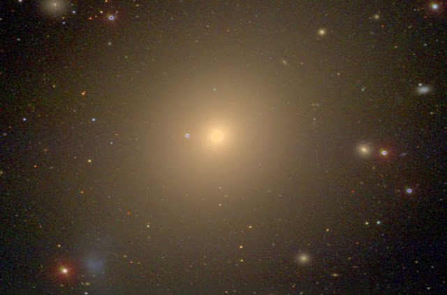 Research team finds radial acceleration relation in all common types of galaxies