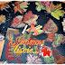 Jesienne liście... klejem i pastelami malowane
