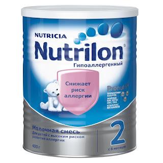 Nutrilon 2 không gây dị ứng 400g từ 6 tháng