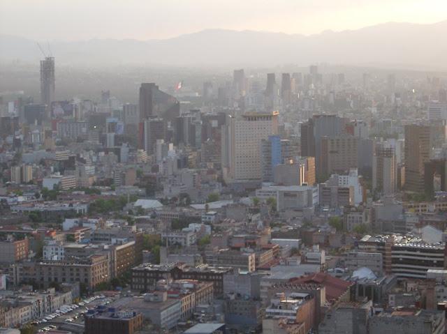 La Ciudad de México se ahoga