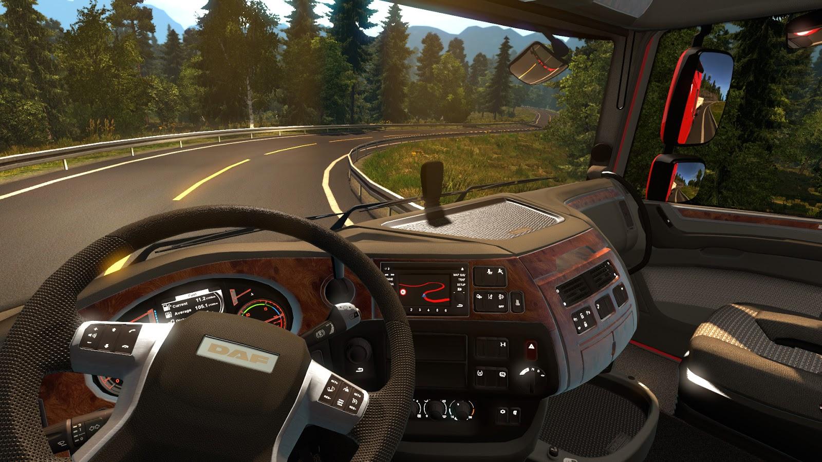 simuladores euro truck simulator 2