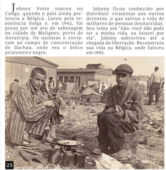 Perseguição de negros durante o Holocausto é tema de publicação inédita